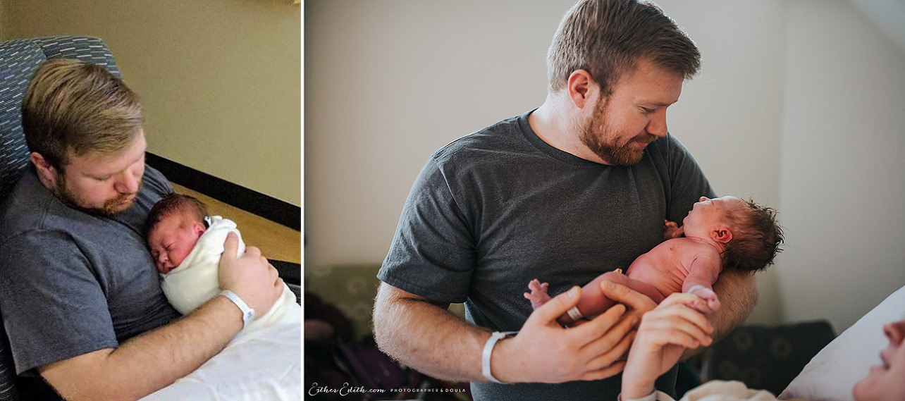 Spokane Birth Photographer, Why Hire a birth photographer, Esther Edith Photographer and Doula Spokane, Coeur d