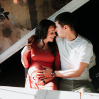 Maternity photography Coeur d