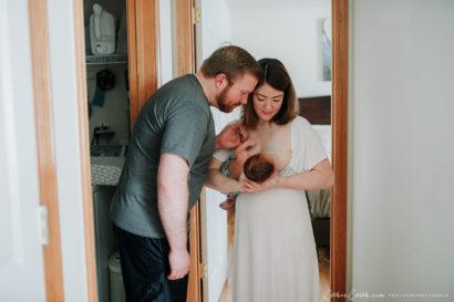 spokane birth photography, home birth spokane, coeur d