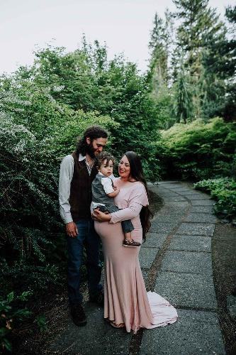 Maternity Photographers in Spokane WA, Esther Edith Birth