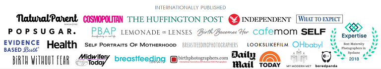 published birth photographers, best washington birth photographers, top birth photographers, award winning birth pictures, spokane best birth photographers, spokane newborn photography